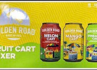 Fruit Cart Mixer
