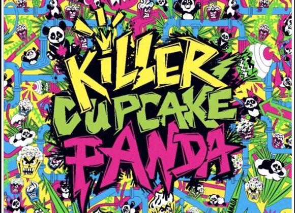 Killer Cupcake Panda