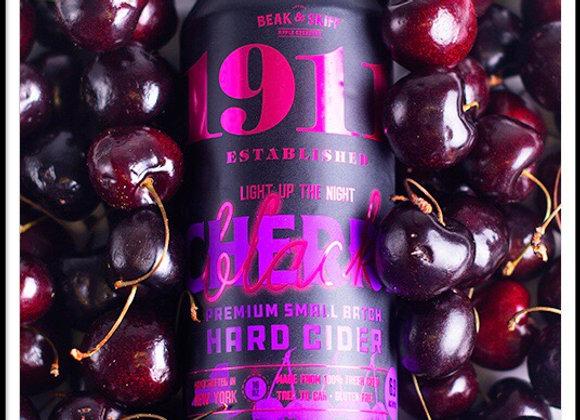 1911 Black Cherry Hard Cider