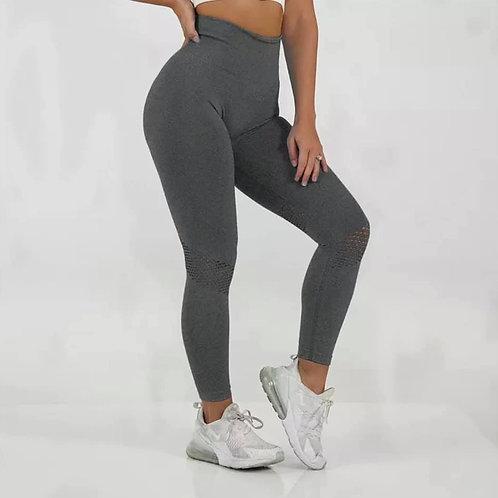seamless legging dark grey