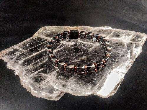 Magnetic Double Strand Bracelet