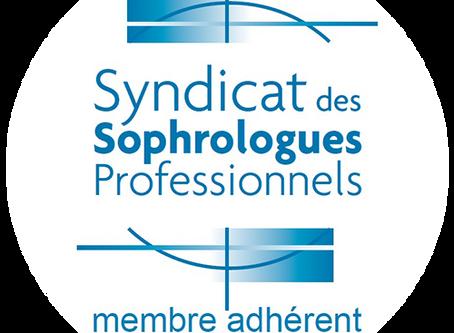 Le syndicat des sophrologues professionnels se mobilise