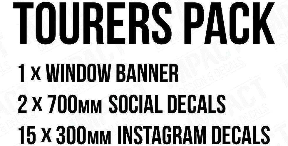 Tourers Pack Bundle - Instagram