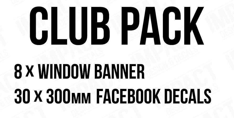 Club Pack Bundle - Facebook