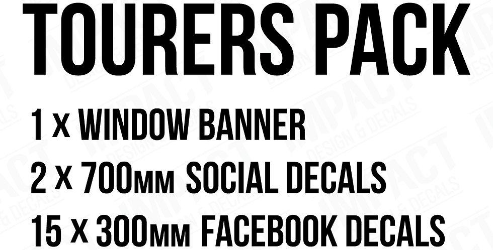 Tourers Pack Bundle - Facebook