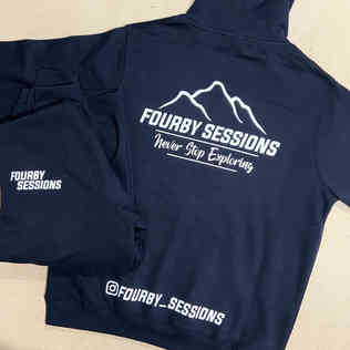 Fourby Sessions Hoodie