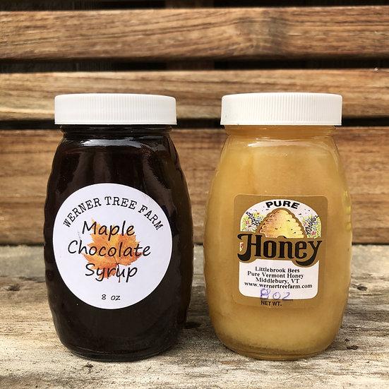 Vermont Chocolate and Honey Set