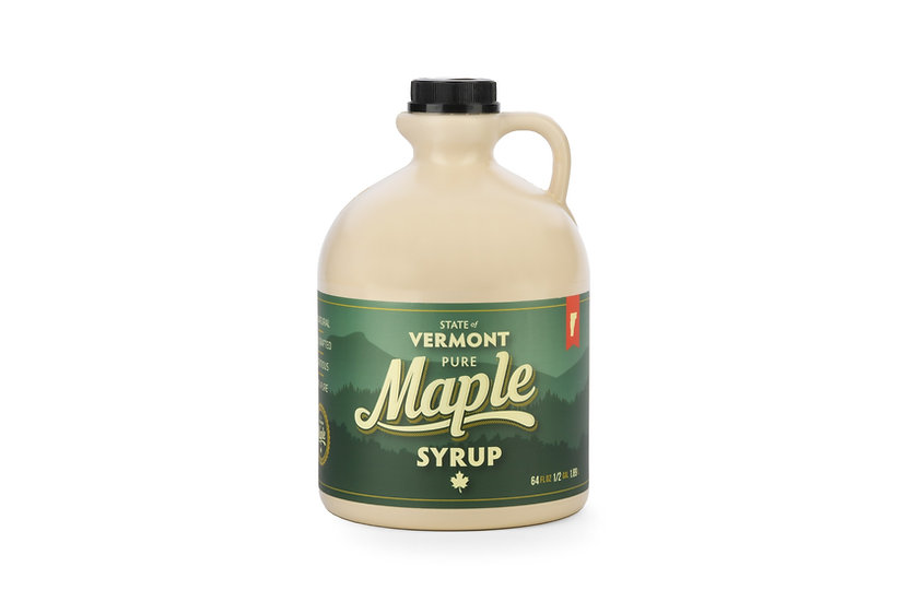 Vermont Maple Syrup, 1/2 Gallon