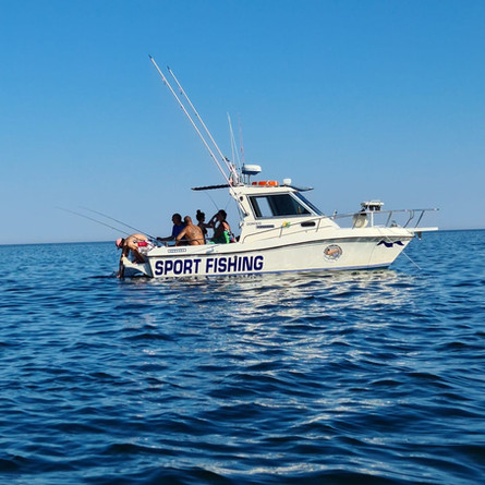 Pesca, divertimento, relax.