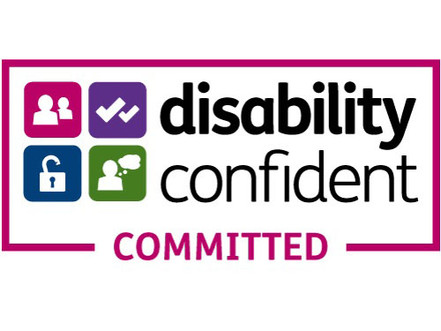 We are Disability Confident!
