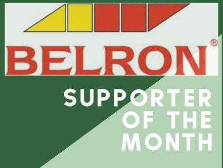 February Supporter of the Month!