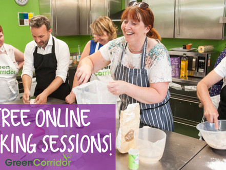 FREE Online Cooking Sessions!
