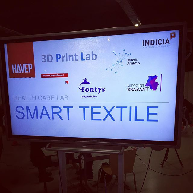 #smarttextiles #healthinnovation #hcl