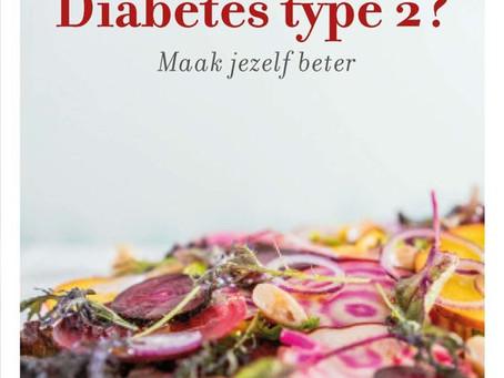 Boek: Diabetes type 2? Maak jezelf beter!