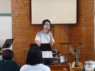 2016年12月4日聖日礼拝