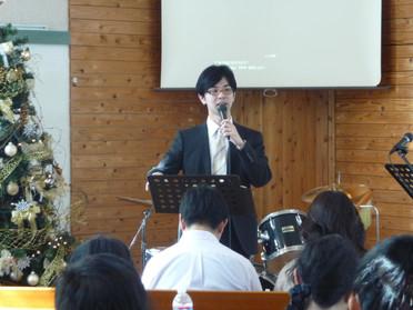 2015年12月13日聖日礼拝