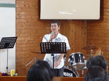 講壇交換礼拝