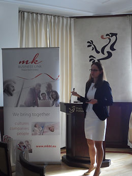 Conference in Gdańsk