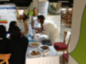 International Health Event in Abu Dhabi Women's College