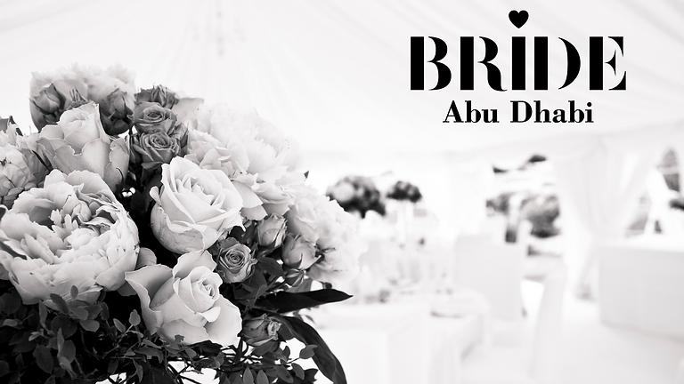 Bride Show Abu Dhabi 2020
