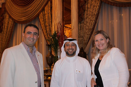 UAE National Day in the Polish Embassy in Abu Dhabi