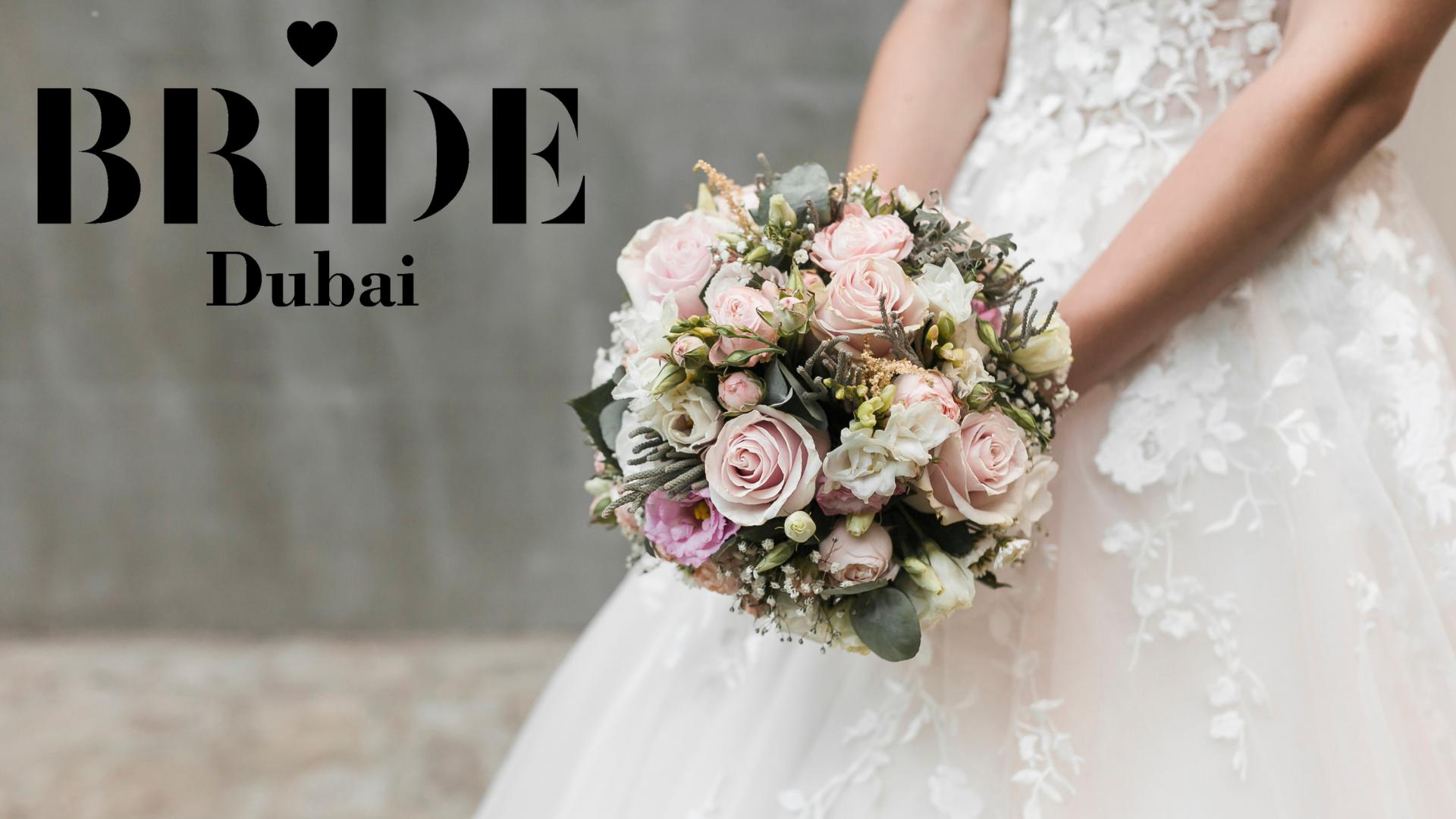 Znalezione obrazy dla zapytania BRIDE SHOW DUBAI 2020