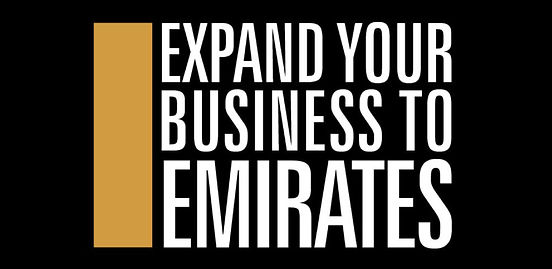 Expand Your Business to Emirates