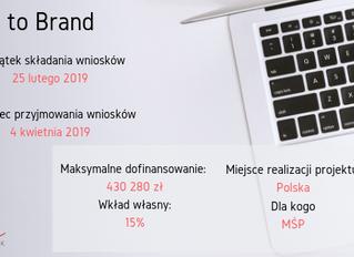Go to Brand - edycja 2019