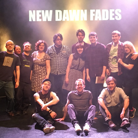 New Dawn Fades 2018