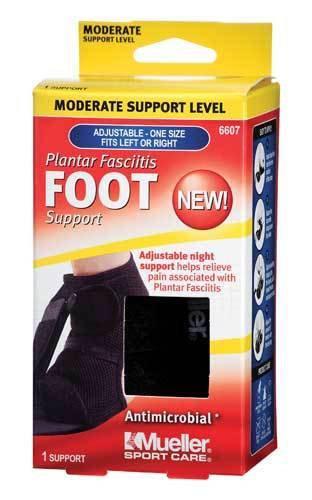 Mueller Adjustable Plantar Fasciitis Foot Support