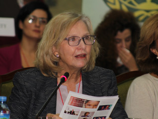 Remarks for Albanian Parliament by Carolyn