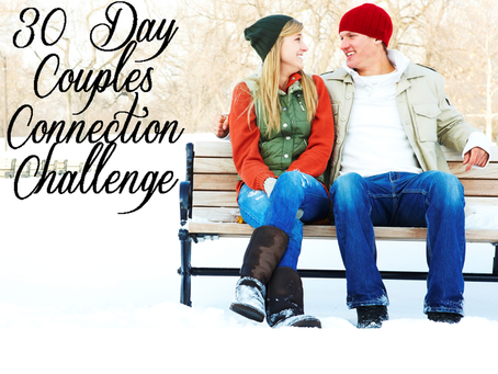 30 Day Couples Connection Challenge