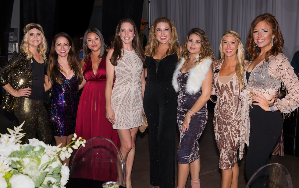 Studio 54 Gala - Presented by 107.9 WSRZ. Photos by Cliff Roles Photography ©