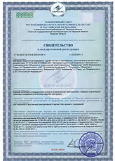 Russian Certification State Registration