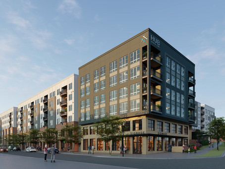 Construction Begins on Hub South End, the Latest Mixed-Use Development from Ram Realty Advisors
