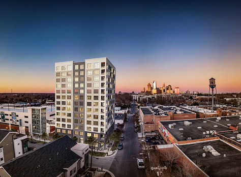Construction Begins on Hawk, Unmatched Exclusive Residences Coming to South End