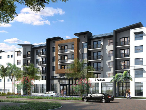 Sprouts Farmers Market, apartments break ground in Oakland Park