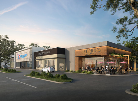 Ram Realty Buys Raleigh Shopping Center