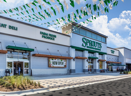 New Sprouts Farmers Market in Durham opens