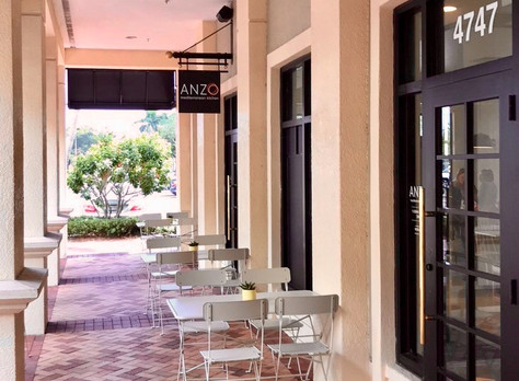 ANZO Mediterranean Kitchen Comes to Mainstreet at Midtown