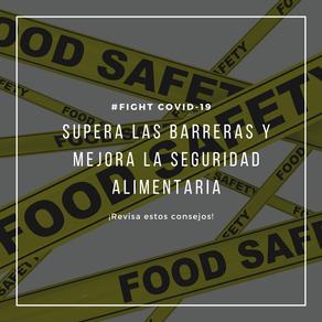 Supera las barreras y mejora la seguridad alimentaria