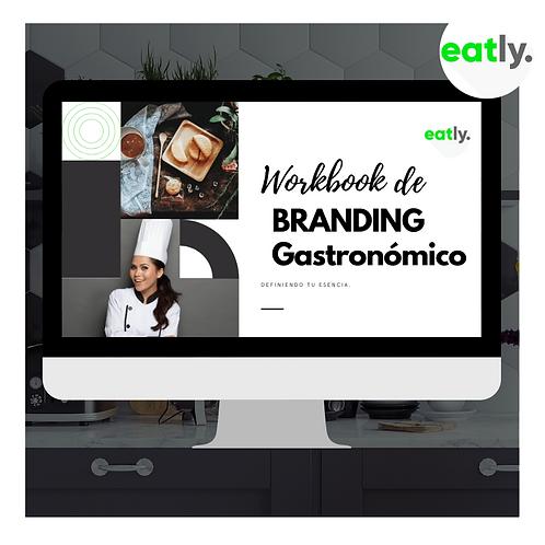 Workbook Branding Gastronómico