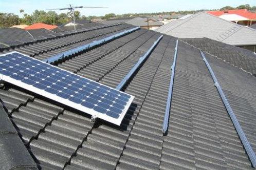 Usina de Geração de Energia Solar ongrid com geração de 750/780kw