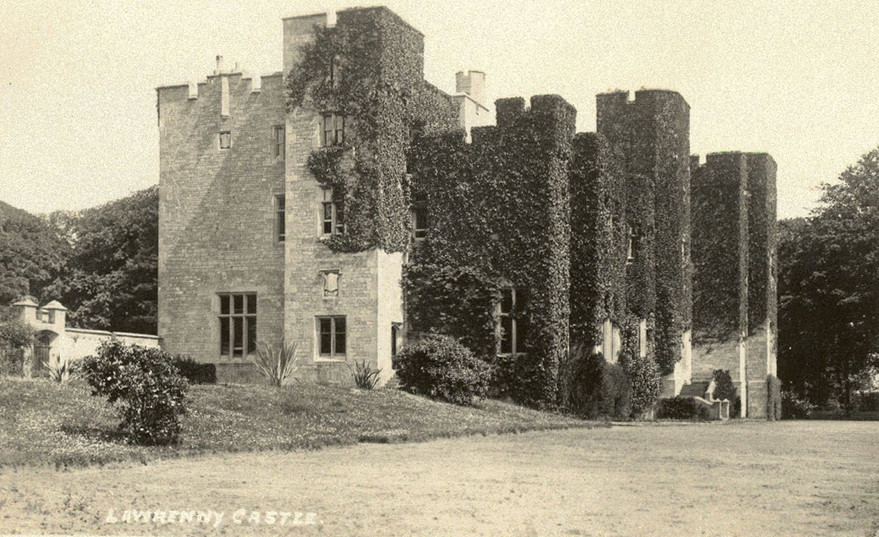 Lawrenny Castle