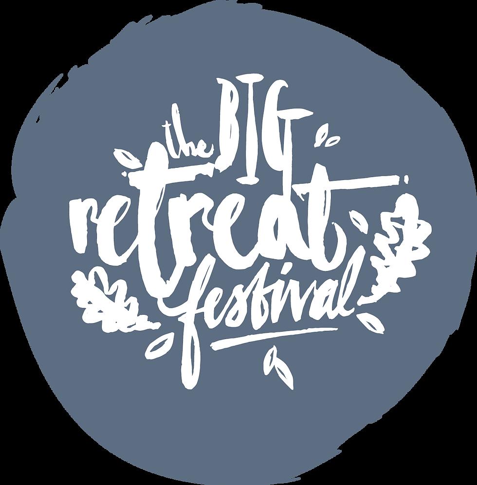 The Big Retreat Festival Logo