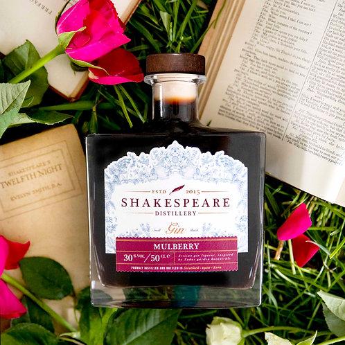 Shakespeare Distillery Mulberry Gin - 50cl Bottle