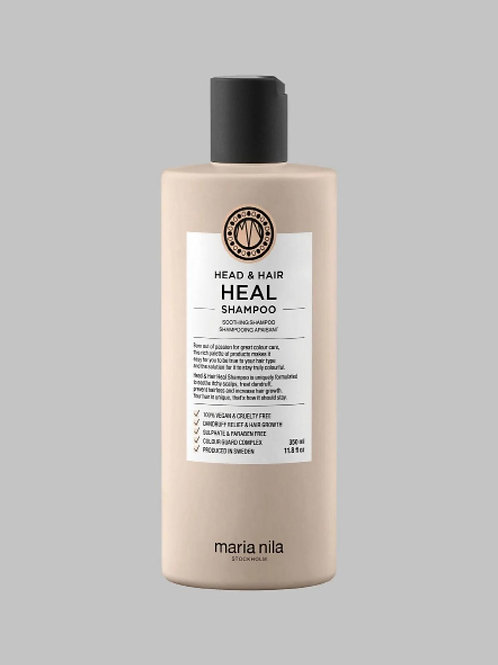 Head & hair shampoo 350ml