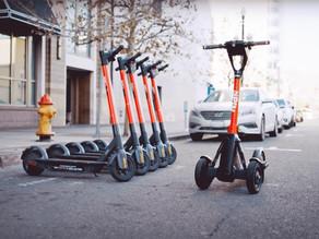 SPIN lanzará en 2021 patinetes eléctricos que permiten la conducción a distancia