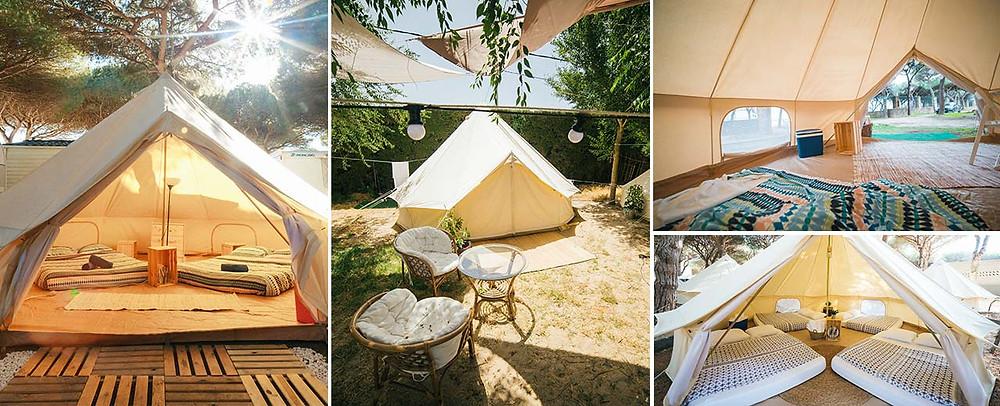 La reinvención del camping