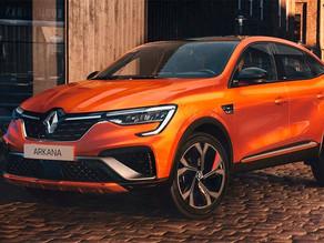 Así es el nuevo SUV de Renault: coupé y con un aire al BMW X4